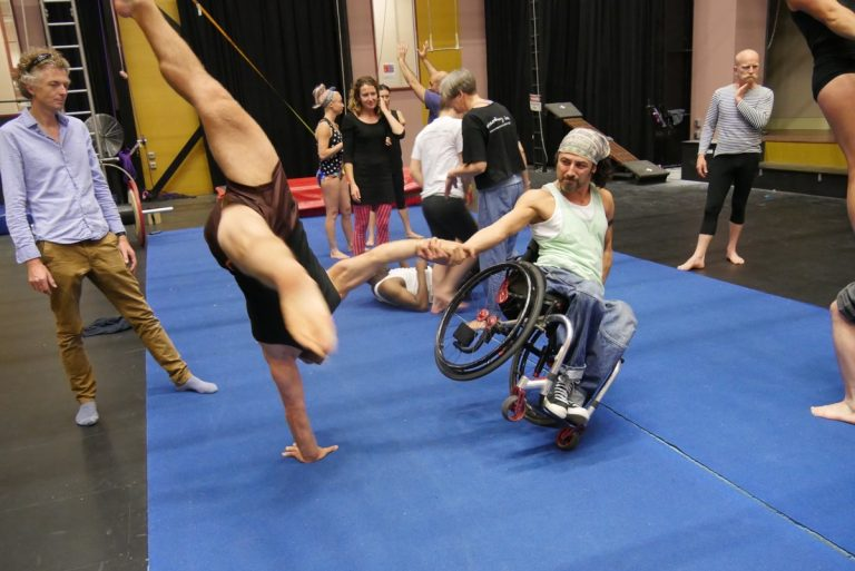 Extraordinary Bodies & Circus Oz
