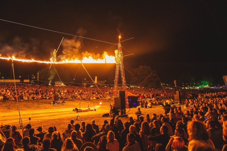 Wilderness Festival Spectacle
