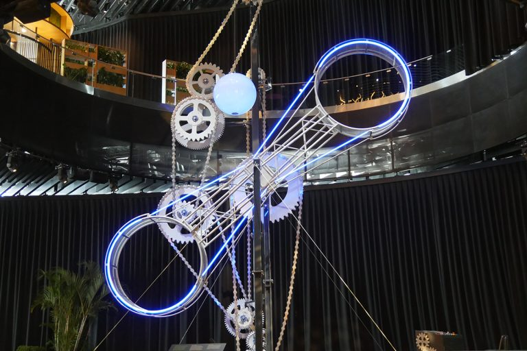 Wheel of Energy project for Expo 2017, Astana Kazakhstan